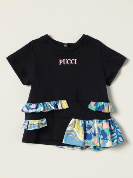 T-shirt enfant Emilio Pucci
