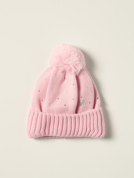 Monnalisa hat with rhinestones