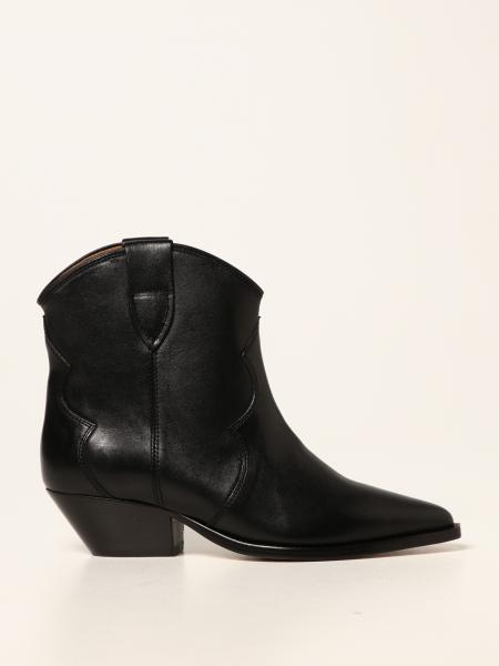Dewina Isabel Marant ankle boot in leather