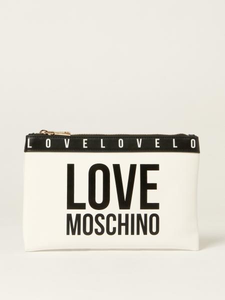 Sac porté épaule femme Love Moschino