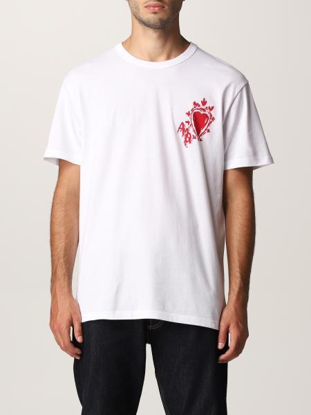 T-shirt Alexander McQueen in cotone