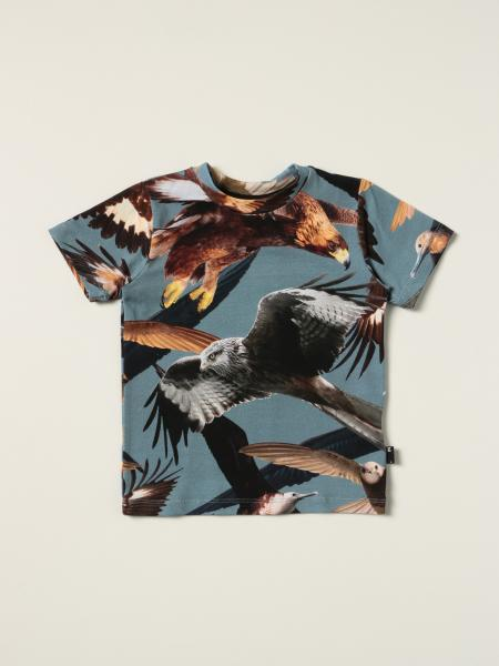 Molo T-shirt with graphic pattern