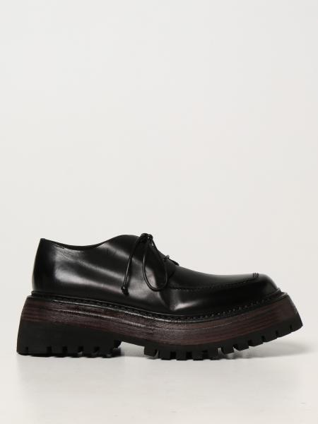 Marsèll Quadrarmato Derby shoes in leather