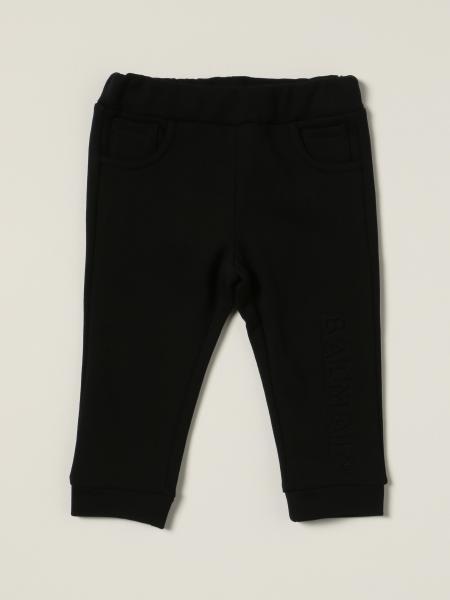 Balmain jogging trousers in cotton jersey