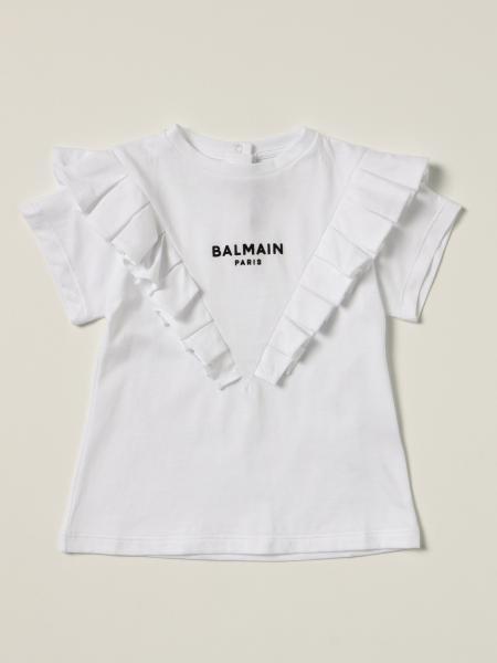 Balmain dress with logo
