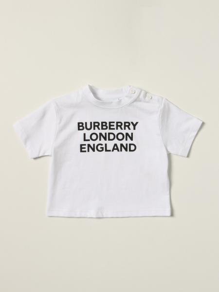 Burberry Logo棉质 T 恤