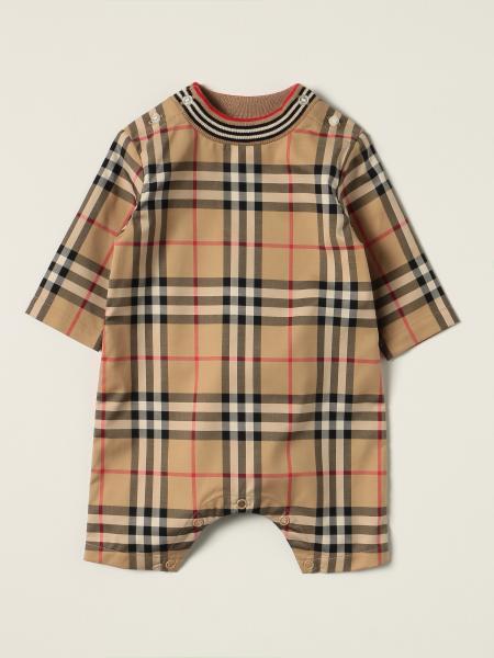 Baby-overall kinder Burberry