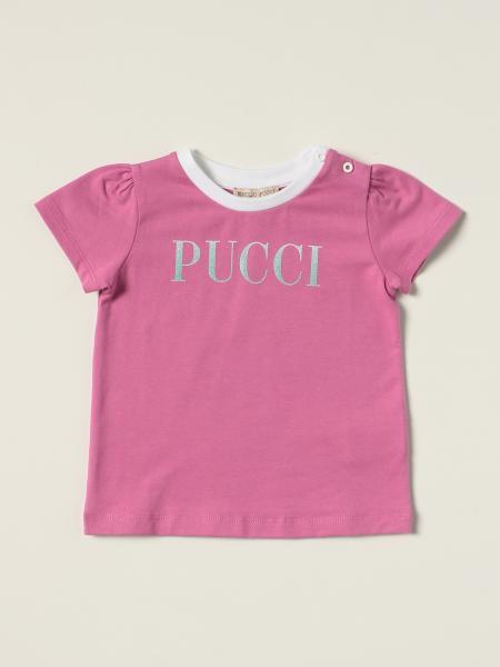 Emilio Pucci cotton t-shirt with logo