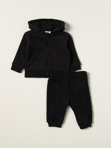 Emporio Armani sweatshirt + jogging pants set