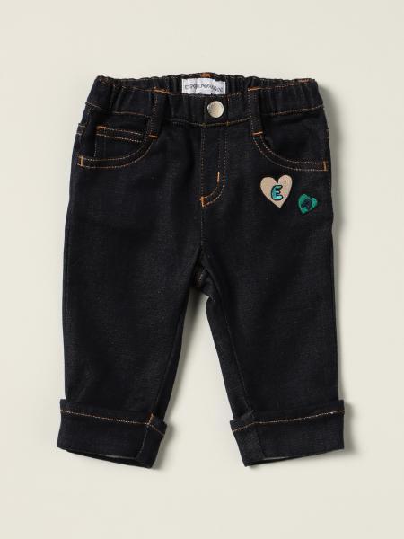 Emporio Armani slim 5-pocket jeans
