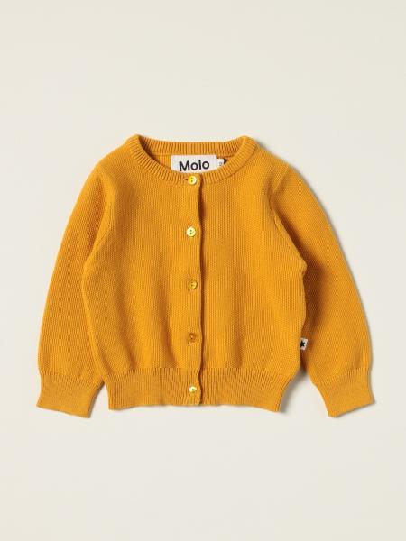 Molo basic cardigan in cotton