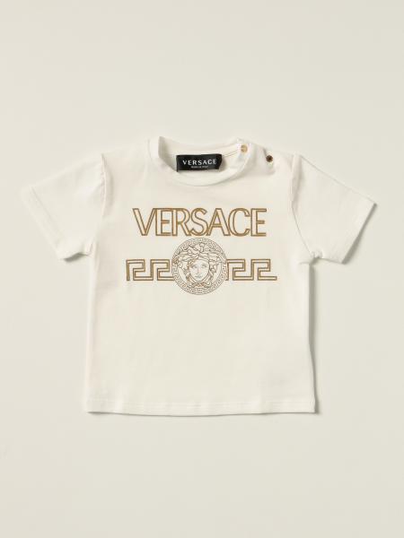 T-shirt kids Versace Young