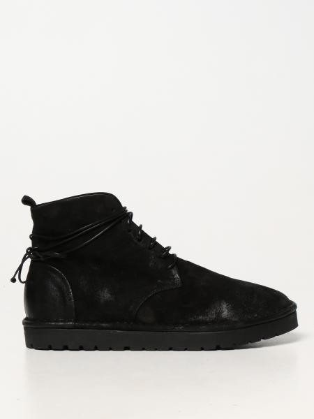 Marsèll high Sancrispa ankle boots in suede