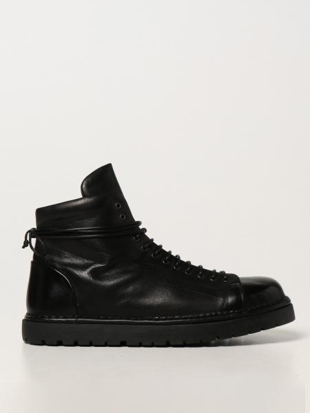 Marsèll Pallottola Pedula boots in volonata leather