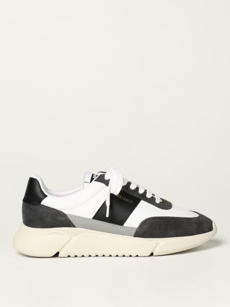 Sneakers Axel Arigato in pelle e tessuto