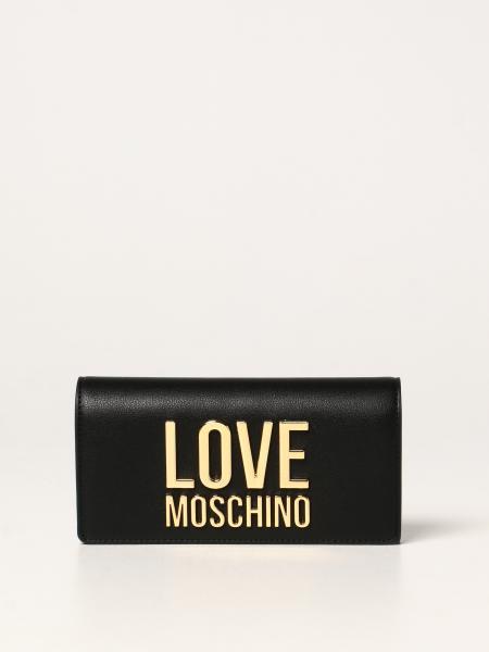 Geldbeutel damen Love Moschino