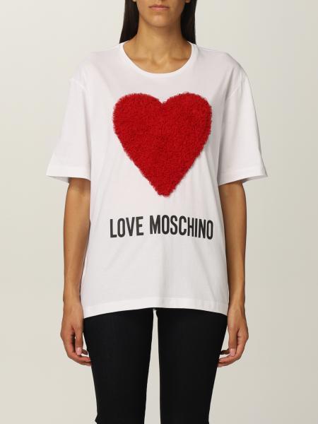 Love Moschino 女士: T恤 女士 Love Moschino
