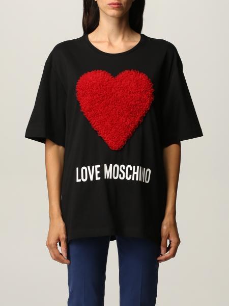 Love Moschino women's t-shirt