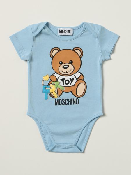 婴儿连体服 儿童 Moschino Baby