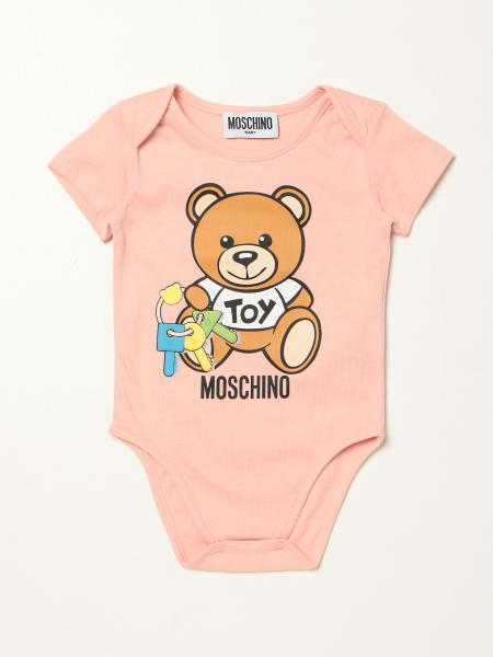 Moschino Baby body with teddy