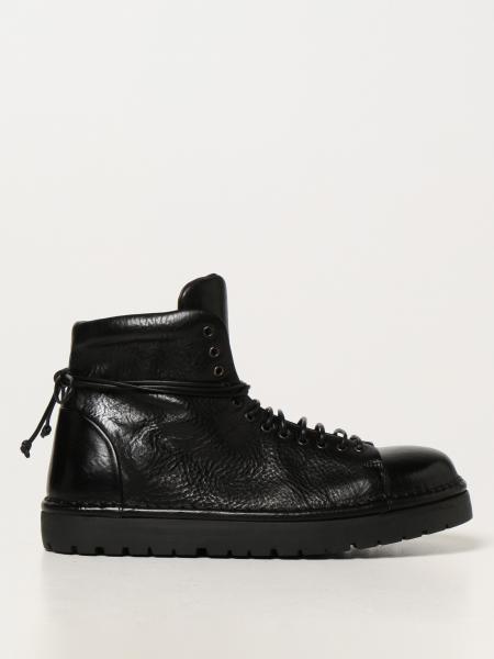 Marsèll Pallottola Pedula boots in leather