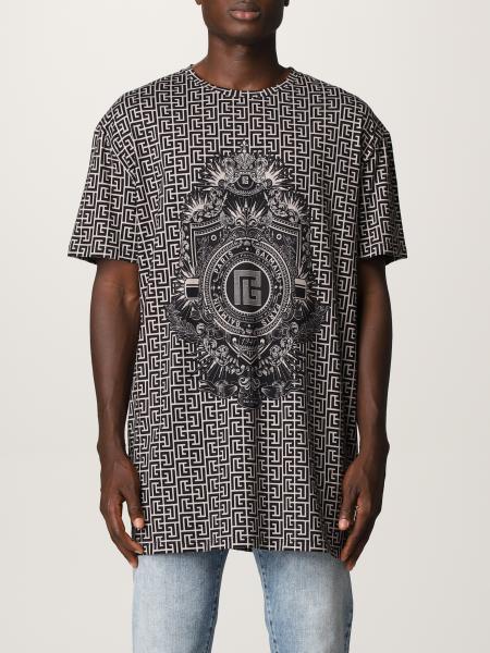 T-shirt uomo Balmain