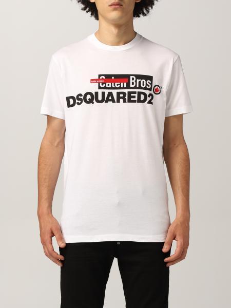 T-shirt uomo Dsquared2