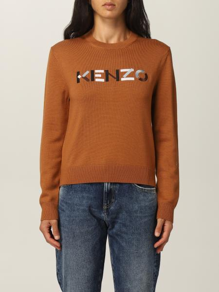 Kenzo donna: Maglia Kenzo in lana con logo