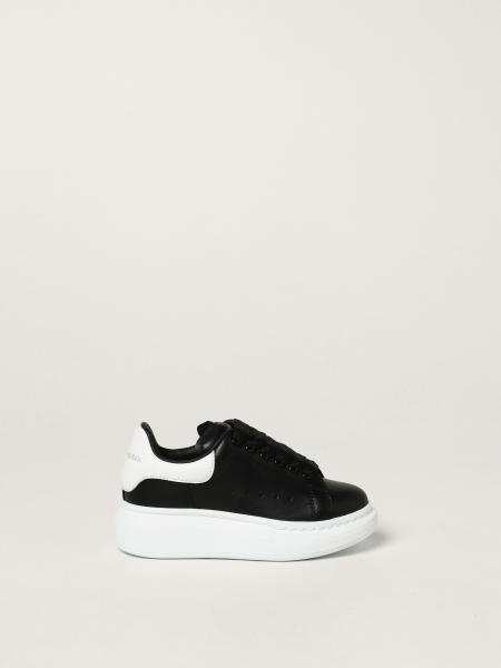 Sneakers Alexander McQueen in pelle
