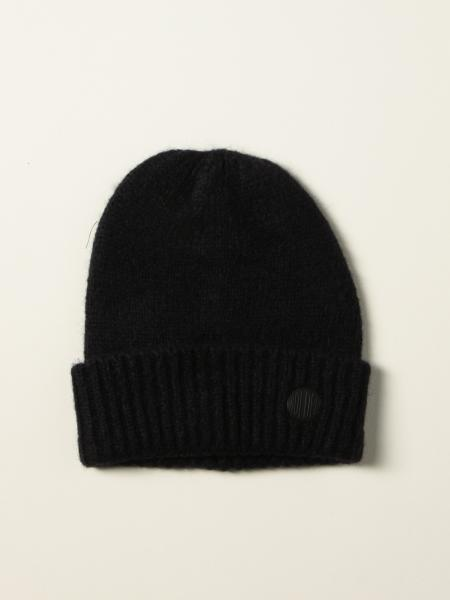 Golden Goose beanie hat with logo