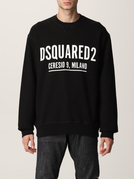 Dsquared2 crewneck sweatshirt with logo