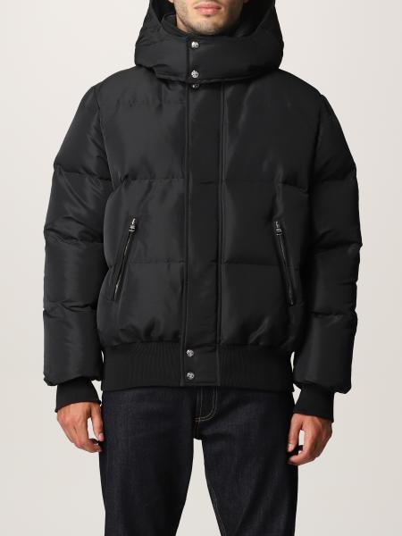 Alexander McQueen down jacket with logo