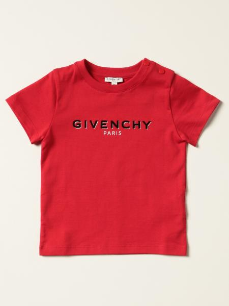 Givenchy cotton t-shirt with logo