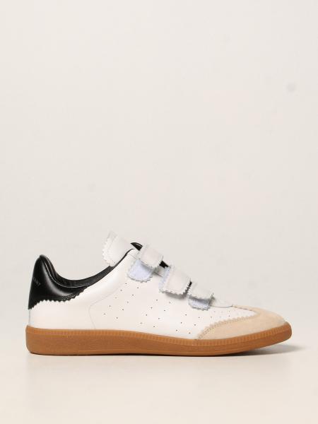 Sneakers Isabel Marant in pelle