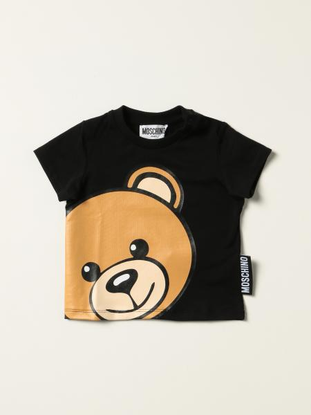 Moschino Baby t-shirt with big teddy