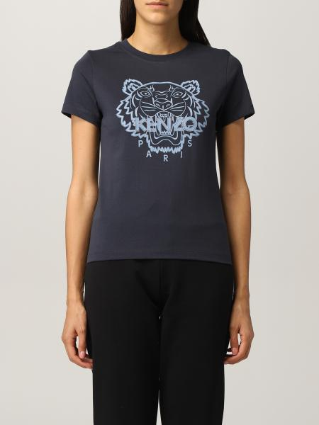 Kenzo donna: T-shirt Kenzo con tigre