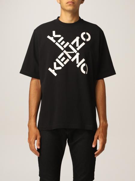 Kenzo uomo: T-shirt Kenzo con logo X