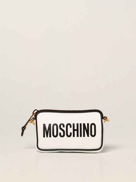 Moschino ЖЕНСКОЕ: Сумка через плечо Женское Moschino Couture