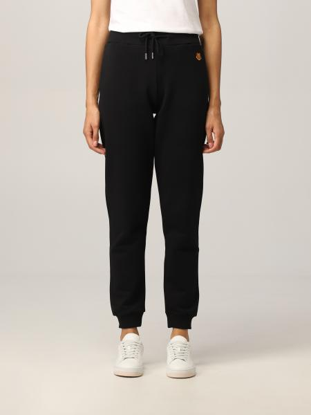 Kenzo donna: Pantalone jogging Kenzo in cotone