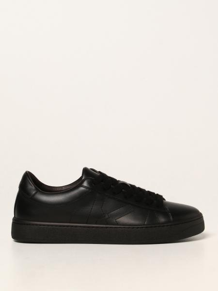 Kourt sneakers in leather