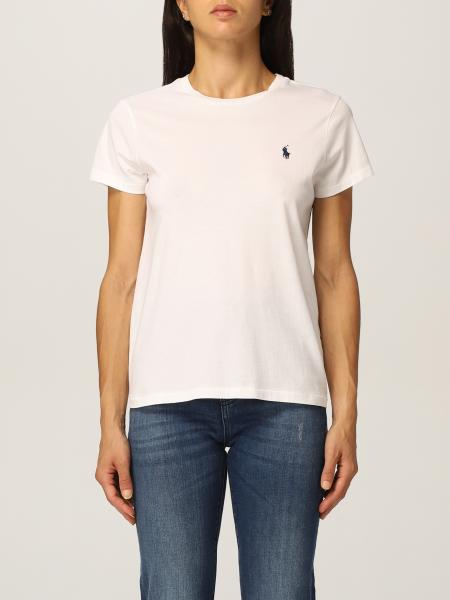 Polo Ralph Lauren T-shirt with embroidered logo