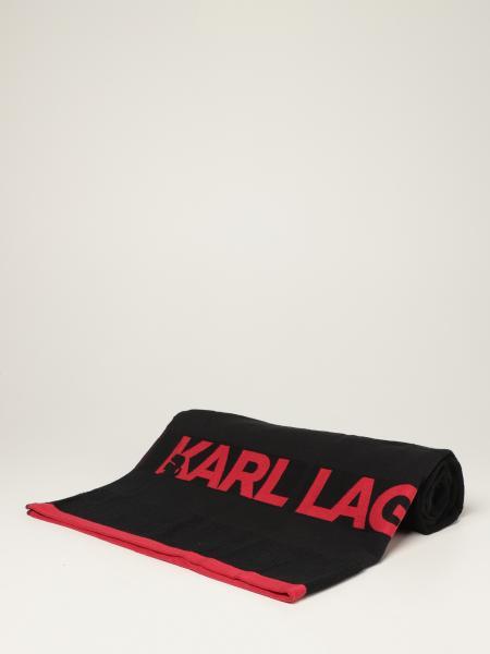 Beach towel men Karl Lagerfeld