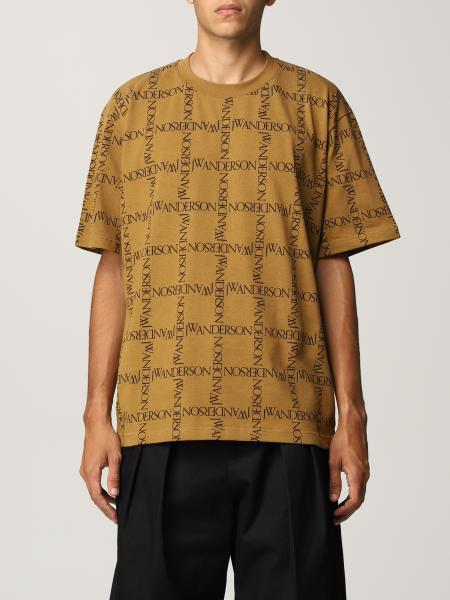 JW Anderson T-shirt with all over logo