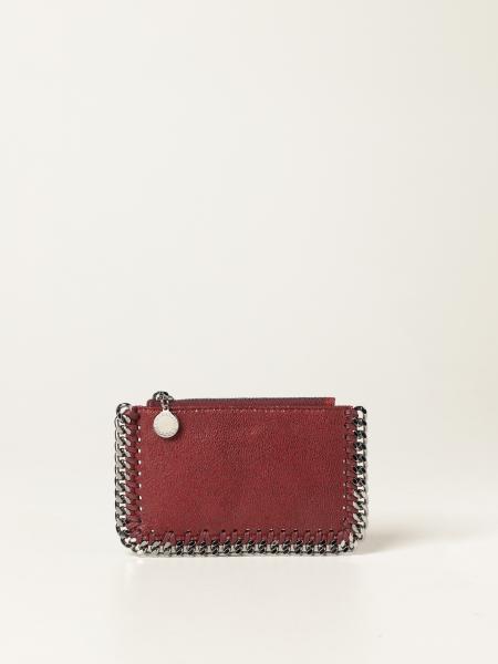 Falabella Stella McCartney credit card holder with chain