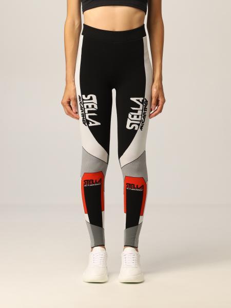 Stella Mccartney donna: Leggings Stella McCartney con big logo