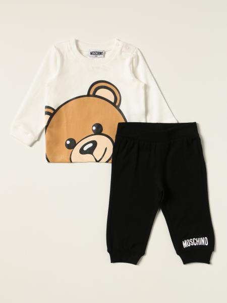 Moschino: 连体衣 儿童 Moschino Baby