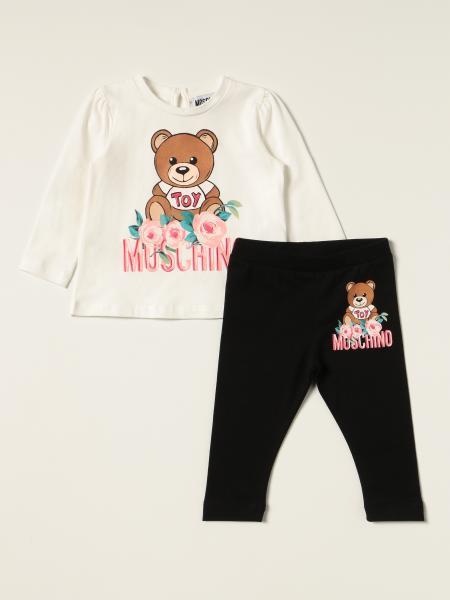 Moschino Baby t-shirt + leggings set
