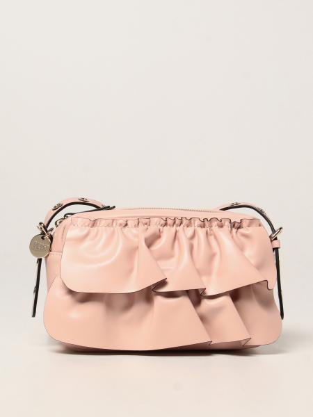 Red Valentino ЖЕНСКОЕ: Наплечная сумка Женское Red(v)