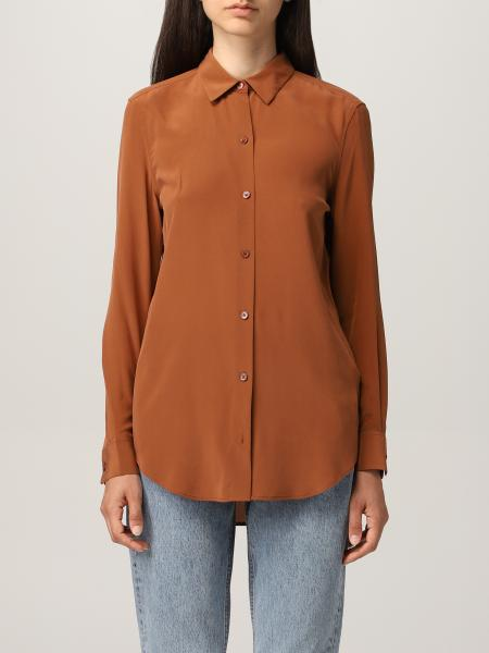 Equipment women: Equipment silk shirt