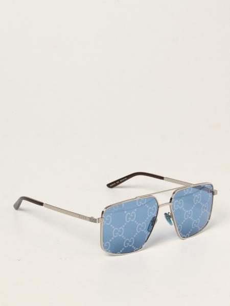 Gucci МУЖСКОЕ: Солнцезащитные очки Мужское Gucci